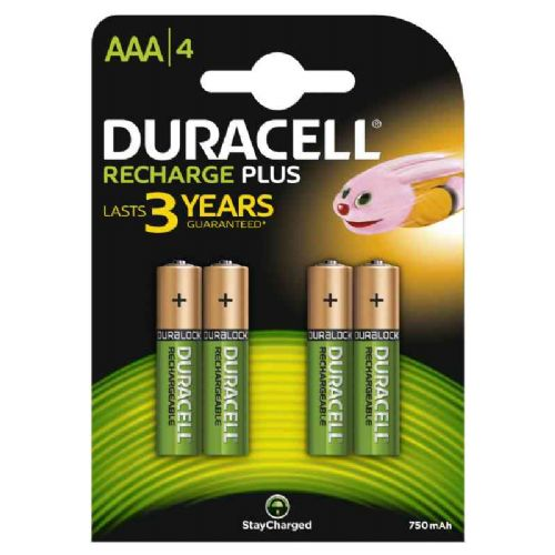 DURACELL MINISTILO AAA PLUS POWER 4PZ MN1500