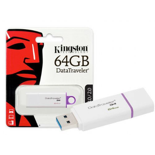 KINGSTON PEN DRIVE 64GB DTIG4 USB 3,0